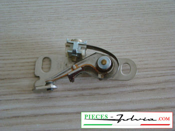 Ignition contacts Lancia Fulvia 1300 all models