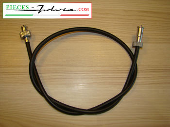 Speedmeter cable Lancia Fulvia coupe serie 2 and 3