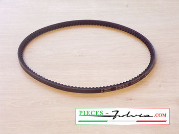 Alternator belt Lancia Fulvia serie 2 and 3 all models