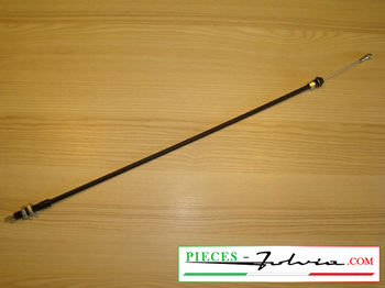 Accelerator cable Lancia Fulvia serie 2 and 3 all models