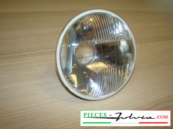 Internal Headlight Optic Lancia Fulvia Coupé serie 1 all models