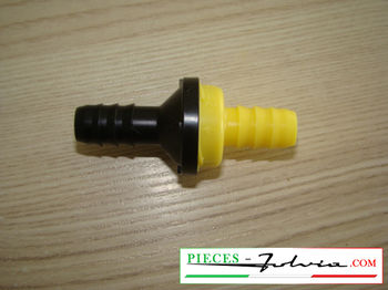 Depression valve for mastervac Lancia Fulvia serie 2 and 3 all models