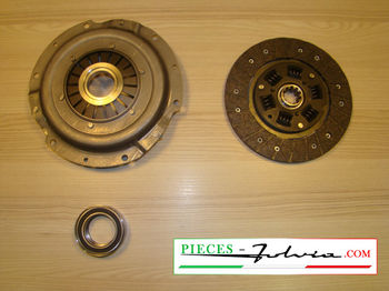Clutch Kit Ø200mm Lancia Fulvia 4 gears serie 1