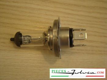 Headlight bulb H4 100w