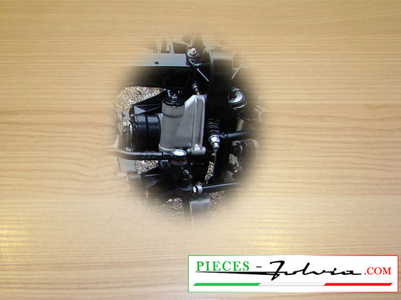 Renovation of your auxiliary main steering box