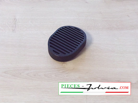 Rubber pedal Lancia Fulvia all models