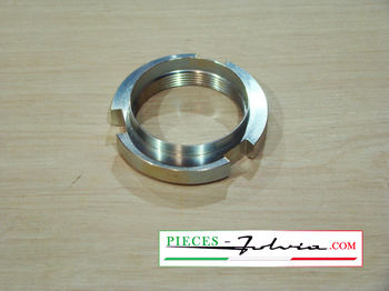 Rear hub internal nut Lancia Fulvia series 2 and 3 all models