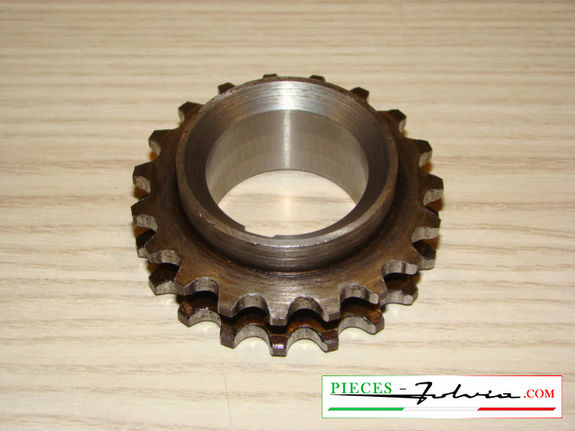 Used crankshaft sprocket timing control Lancia Fulvia Serie 2 and 3