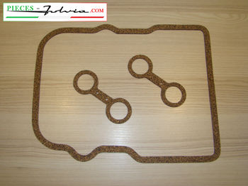 Valves cover / tumbler cover gaskets in cork Lancia Fulvia all models