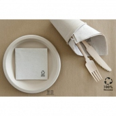 Set de table 31x43cm Beige FEEL GREEN - Carton de 2000 unités