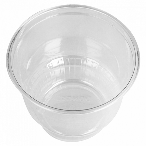 Pot à glace en PET transparent 360 ml - carton de 1000 unités