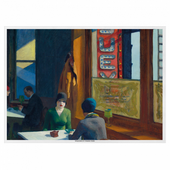 Set de table 31x43cm Chop Suey Edward Hopper  - Carton de 2000 unités