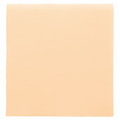 Serviette Double Point® 20x20cm cocktail IVOIRE PASTEL - Carton de 2400 unités