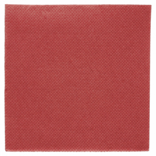 Serviette Double Point® 20x20cm cocktail BORDEAUX - Carton de 2400 unités