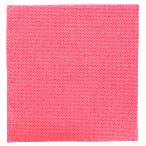 Serviette Double Point® 20x20cm cocktail FUCHSIA - Carton de 2400 unités