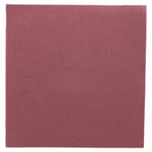 Serviette Double Point® 39x39cm PRUNE - Carton de 1200 unités