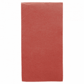 Serviette Double Point® 40x40cm pliage 1/8 BORDEAUX - Carton de 1200 unités