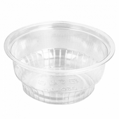 Pot à glace en PET transparent 150 ml - carton de 1000 unités