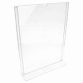 Porte menu vertical 21 x 29.7cm (A4) - pack de 10