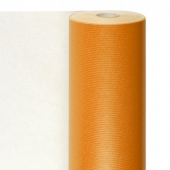 Rouleau papier emballage 0.7x100m Orange- Cellulose 60g/m2