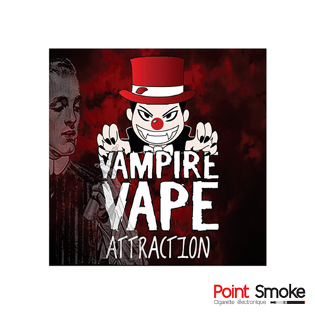 "Vampire Vape - ""Attraction"""