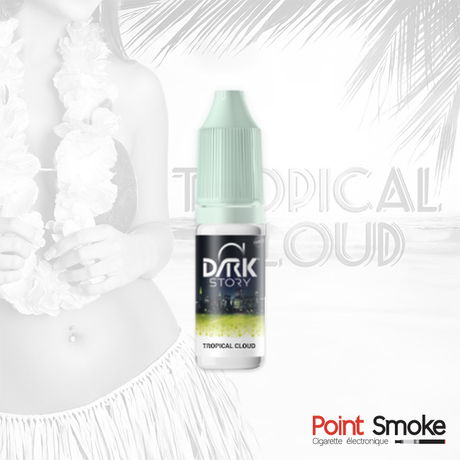 E-liquide Dark Story - Cocktail Tropical Cloud