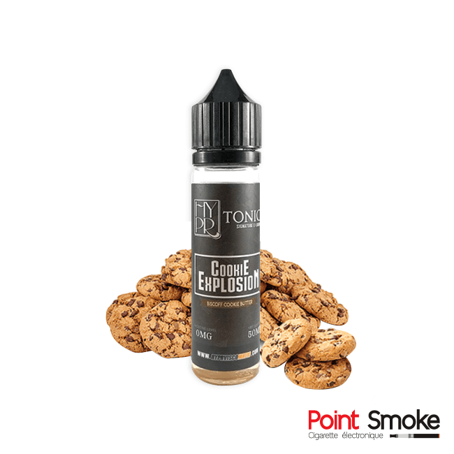 Hyprtonic - 50ml - Cookie Explosion