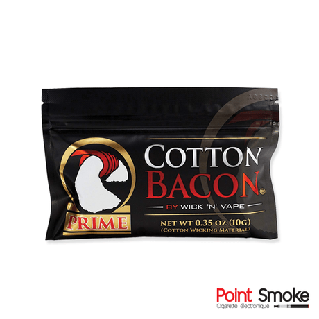 Cotton Bacon Prime Wick 'N' Vape