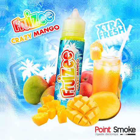 """Crazy Mango"" 50ml de Fruizee"