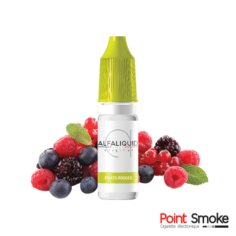 Alfaliquid - Fruits Rouges