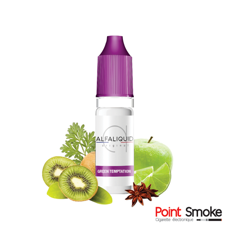 E-liquide Cocktail Green Temptation