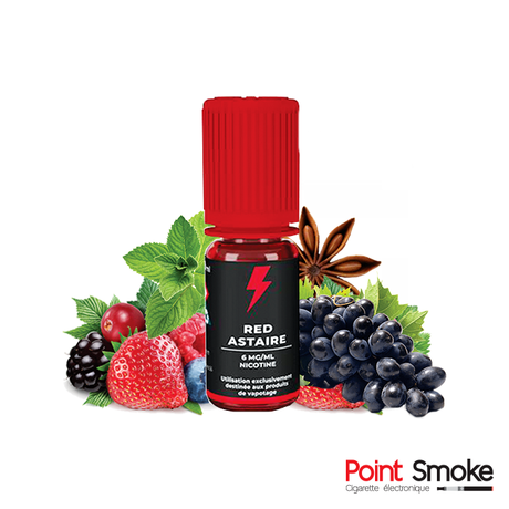 "TJuice - ""Red Astaire"""