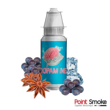 "Bordo2 - ""Dopamine"" - Gamme Jean-Cloud"