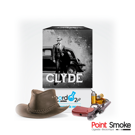 "Bordo2 - ""Clyde"" - 2x10ml"