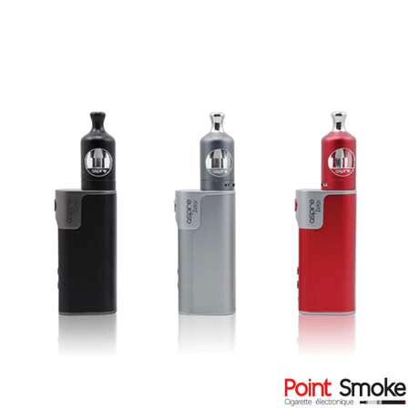 Pack Zelos 50W d'Aspire