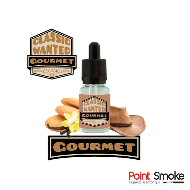 """Classic Wanted - """"Gourmet"""""""