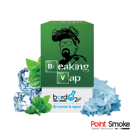 "Bordo2 - ""Breaking Vape"" - Gamme Premium"
