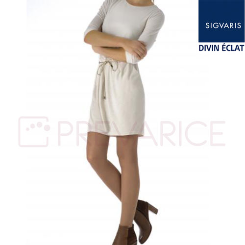 Collant de contention Sigvaris Styles Transparent (Divin Eclat) Classe 2
