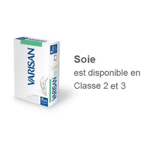Collant de contention Homme Soie Varisan Classe 2
