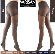 Collant de contention femme Ethéré Varisan Classe 2