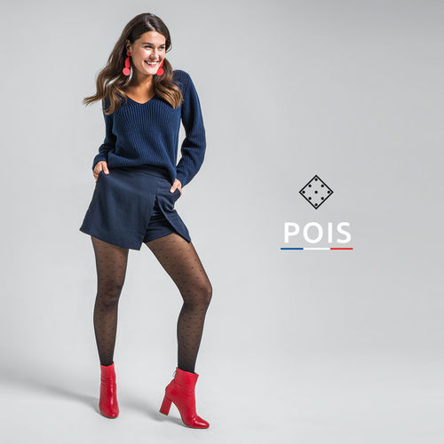 Collant de contention Smartleg Collection à Motifs