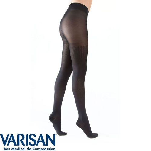 Collant de contention Femme Soie Varisan Classe 2