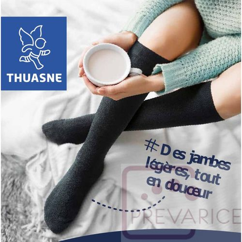 Chaussettes de contention Venoflex Soft & Care Thuasne Classe 2