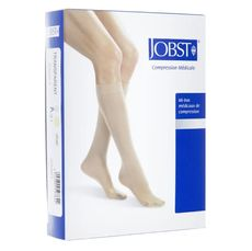 Chaussettes de contention Jobst Transparent Classe 2