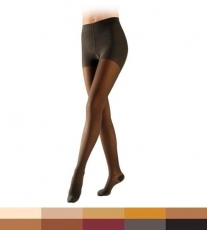 Collant de contention femme Sigvaris Essentiel Semi-transparent Classe 1