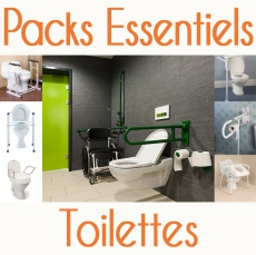 PACKS TOILETTES