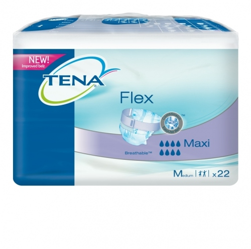 Change complet Tena Flex Maxi Small (T32-40)