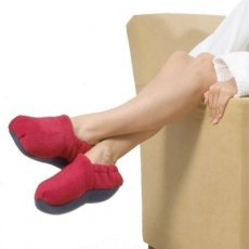 Chaussons de relaxation chauffants micro-ondes
