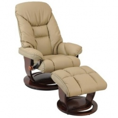 Fauteuil Relax Raffiné Soma Cuir
