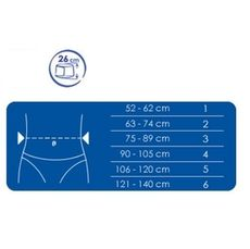 Ceinture lombaire Lombacross Activity Large Thuasne